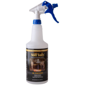 StillTails™ Mosquito Repellent Spray for Horses
