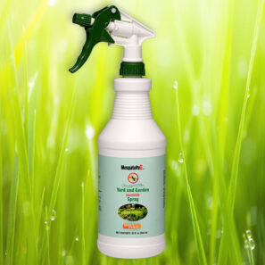 SECURE® no-bite Yard & Garden Insecticide Spray