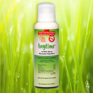 ANYTIME™ no-bite Mosquito Repellent Aerosol Spray