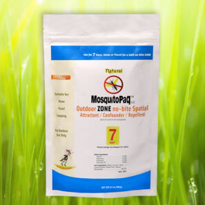SECURE® no-bite 7day Zone Spatial Insect Repellent